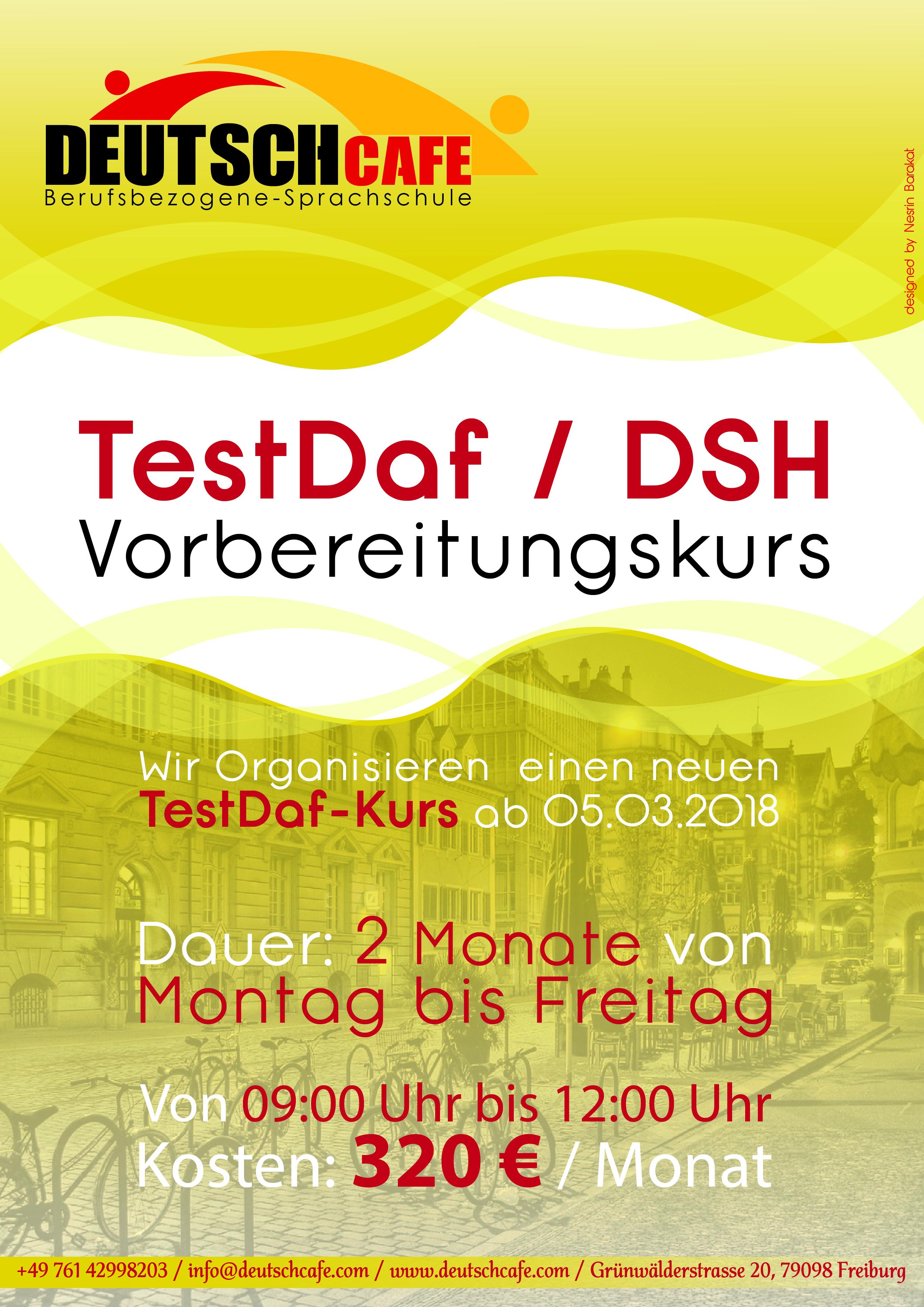 Learn german testdaf tdn
